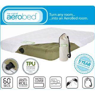 Luftbett AeroBed Platinum Natural Single   Luftmatratze mit el. Pumpe