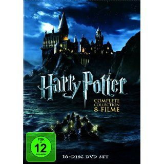 Harry Potter   Complete Collection [16 DVDs]von Daniel Radcliffe