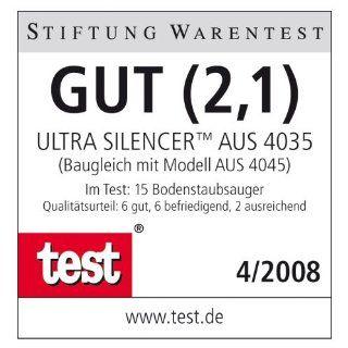 AEG Ultra Silencer AUS4035 Staubsauger Betriebsgeräusch 71 dB / 1800