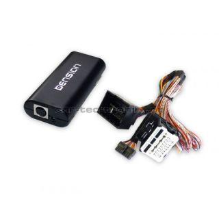 iPod iPhone 4S AUX Interface ID3 Opel Astra(J) Insignia Meriva(B