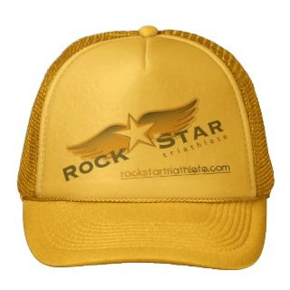 Rock Star Pure Gold Hat