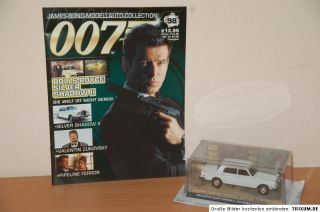 Nr. 98 James Bond 007 Auto Collection   Rolls Roys Silver Shadow II