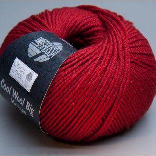 Lana Grossa Cool Wool Big 302 american beauty 50g Wolle