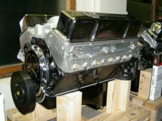 Chevy 350 Stroker 383 V8 Motor neu überholt