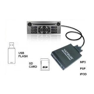Peugeot 207 307 +CC Citroen RD4 DMC USB SD AUX Adapter Interface