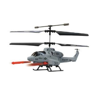 Jamara 031900   King Cobra AH 1 Heli 3+2 Kanal ESP mit Gyro Elektronik