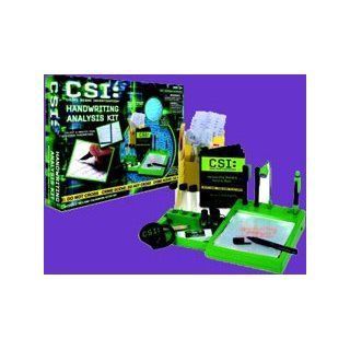 CSI Handwriting Analysis Kit Spielzeug