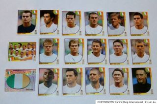 Panini WC WM Korea Japan 2002 02   COMPLETE SET completo + EMPTY ALBUM