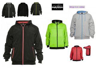 URBAN CLASSICS Function Windrunner, Athletic Windrunner, Polar Fleece