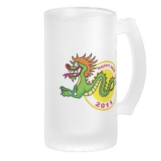Happy Chinese New Year 2011 T Shirt Gift Mugs