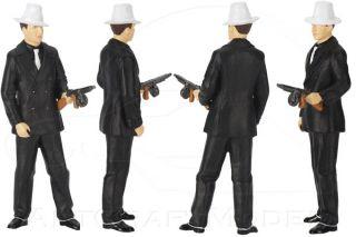 THE HEAT of Rub Out Gangster 124 Motorhead Figur Figure Figurine