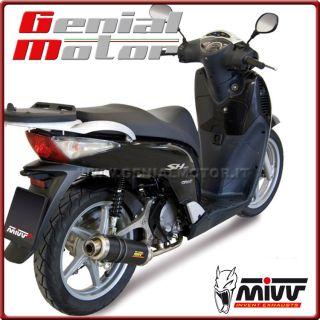 HONDA SH 125 / 150 2002 / 2012 SCARICO COMPLETO MIVV TERMINALE GP