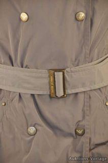 Armani Jeans Mantel Gr.38 NEU Originalware UVP 299. € (346 38