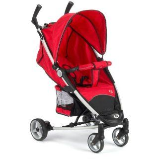 MOON 970088 332   Buggy Kiss, Design red Baby