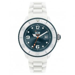Ice Watch Uhr SI.WJ.U.S.11 Sili White Jeans Unisex Armbanduhr NEU