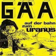 GAA   auf der Bahn Zum Uranus Germany CD 1973 Krautrock Prog Rock Pink