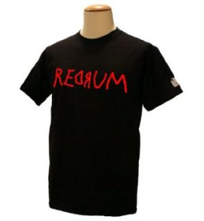REDRUM The Shining Kult Designer T Shirt Retro Wizuals