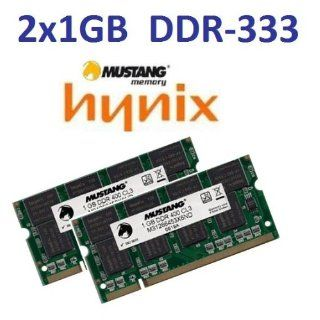 2GB Dual Channel Kit Mustang / Hynix original 2 x 1 GB