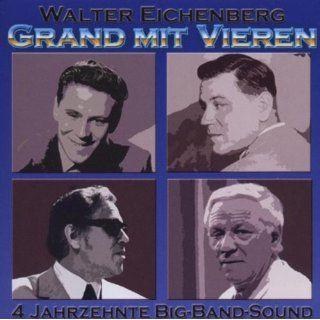 Grand mit Vieren. 4 Jahrzehnte Big Band Sound Musik
