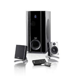 Teufel Concept C 300 Wireless Stereo Lautsprecher System 2.1 Schwarz