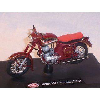JAWA 350 AUTOMATIC 1966 1/18 ABREX MODELLMOTORRAD MODELL MOTORRAD