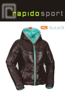 KJUS Ladies BACKFLIP DOWN JACKET   Spirit Collection (LC15 406) Gr.42