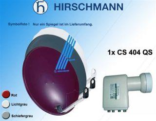 Hirschmann Sat Anlage HIT FESAT75 Digital 4 Teilnehmer