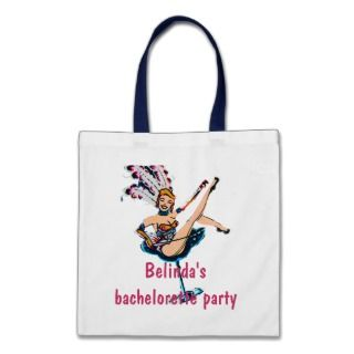 Bachelorette Party Vegas Casino Theme Canvas Bags