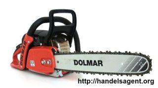 Dolmar PS 420 SC Motorsaege Werkzeug Forsttechnik Waldarbeit Saege