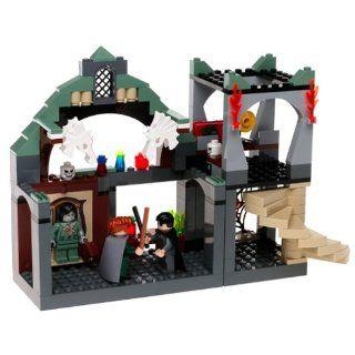 Harry Potter   Professor Lupins Klassenzimmer   Nr. 4752 LEGO