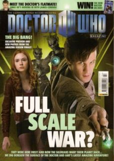Serien Magazin Doctor Who (Nr.422) 07/2010 Full Scale