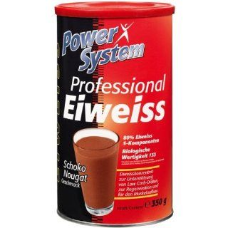 Power System Professional Eiweiss   350 g   schoko nougat