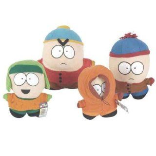 4er Set South Park Southpark Plüschfiguren Cartman+Stan+Kyle+Kenny ca