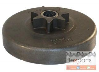Ritzel Spurkettenrad Kupplungstrommel passend für Dolmar PS410 PS 410
