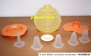 Tupperware Deko   Biene Garnier   Set D 153 NEU