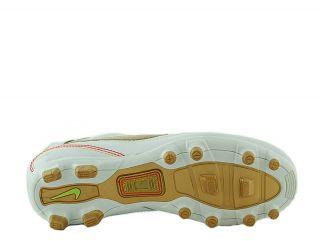 Nike JR 10R O Cara FG Fußballschuhe Schuhe Weiß NEU