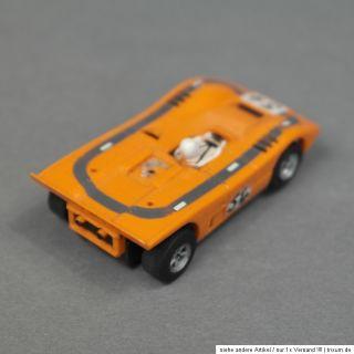 McLaren Can Am Tyco Aurora AFX Tomy Faller Thunderjet 500 Slot Car H0
