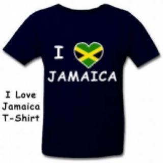 Love Jamaica T Shirt
