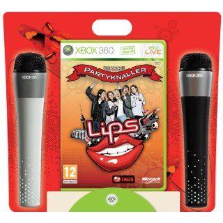 Partyknaller (Software + 2 Micros) (Xbox 360) [PEGI]: Games