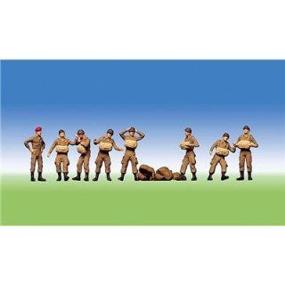 156006   Faller HO   Figuren   Military   Fallschirmjäger