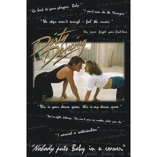 1art1 39047 Dirty Dancing   Filmplakat, Patrick Swayze Poster (91 x 61