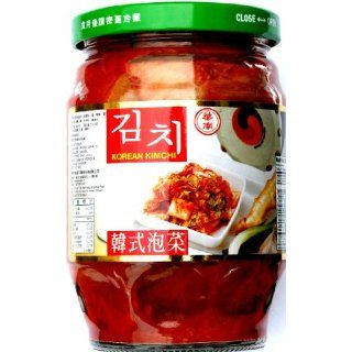 Hwa Nan Korean Kimchi 369g Lebensmittel & Getränke