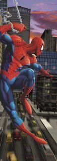 Fototapete Wandbild Kinderzimmer 1 437 Marvel Comic Spiderman NYC