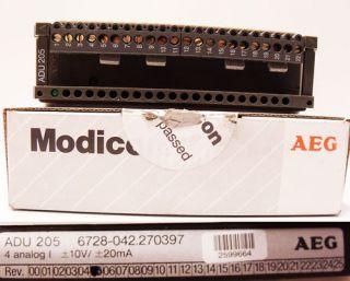 AEG Modicon ADU 205 424 270397