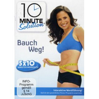 10 Minute Solution   Bauch weg! (2011) In der Hauptrolle Suzanne Bowen