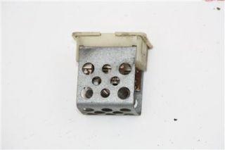 Widerstand Gebläse Opel ASTRA G CC 90560362 98 05 Heater resistor