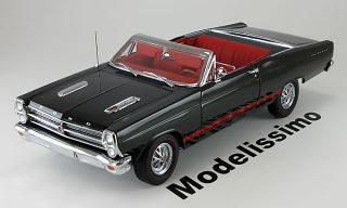 18 GMP Ford Fairlane GT 1966 black ltd. 425 pcs.
