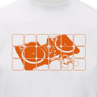 Shirt Turntables T Shirts Plattenspieler neon Sols 8 Farben S   5XL
