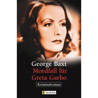 Mordfall für Greta Garbo: George Baxt: Bücher