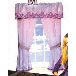 Disney HANNAH MONTANA Set Gardinen Schals Vorhänge aus den USA